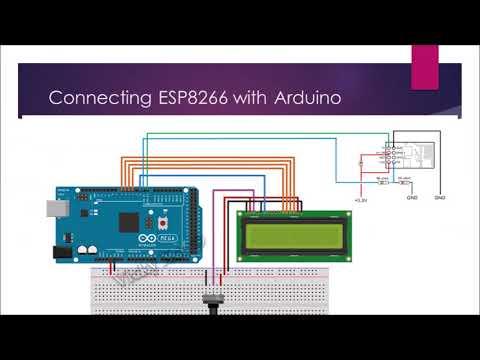 Arduino Esp8266 with C# and Java Socket Communication and Esp flashing