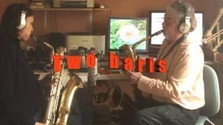 Thomann TBS-150 baritone saxophone review HD - PakVim net HD