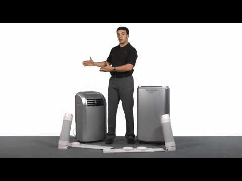 What is a portable air conditioner?