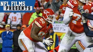 """Dontari Poe: From Band Member to Master of the """"Bloated Tebow""""   NFL Films Presents"""