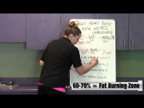 Heart Rate Zone Training with Trainer Erin Frantz (Part 1 of Series) - Determining Heart Rate Zones