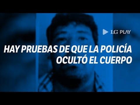 Caso Espinoza: la fiscal sospecha que los policías ocultaron el cuerpo