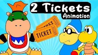 SML Movie: 2 Tickets! Animation