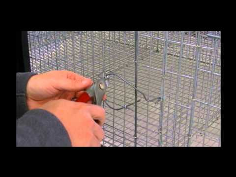 Installing an SPL-3 Lock