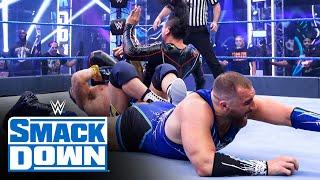 The New Day & Shorty G vs. Shinsuke Nakamura, Cesaro & Mojo Rawley: SmackDown, June 5, 2020