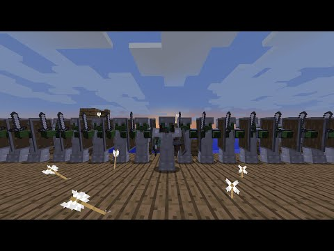 Minecraft | How to get any mob on your side