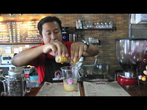 How to make Iced Cappuccino by Calories Free Day