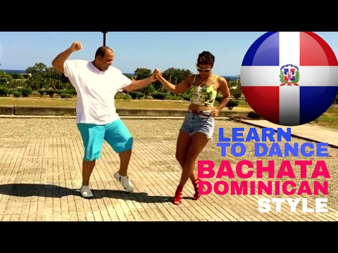 LEARN TO DANCE BACHATA DOMINICAN - ALEX AND DESIREE -  OFFICIAL TRAINING METHOD