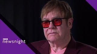 Full Interview with Sir Elton John - BBC News