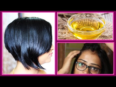GET SHINY HAIR,SILKY, SOFT HAIR, SMOOTH HAIR in 1 day/Only 2 Ingredients/Effective Hair Mask