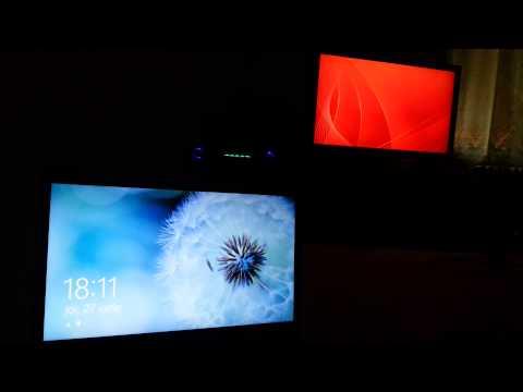 Lockscreen Slideshow on multiple monitors in Windows 8.1