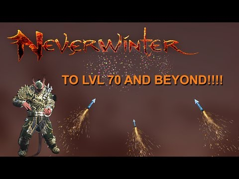 Neverwinter: level 70 now what
