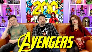 The Most Infamous Avengers Story | Avengers 200 | Back Issues