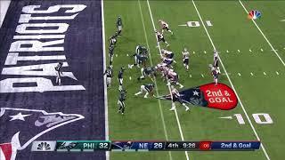 Rob Gronkowski Go-Ahead TD! | Eagles vs. Patriots | Super Bowl 52 Highlights