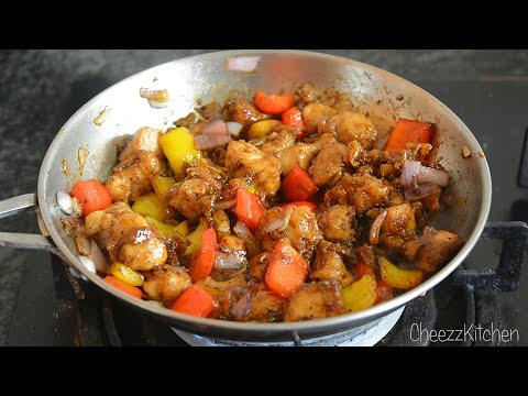 Honey Pepper Chicken