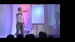 Start with Why - Simon Sinek at USI