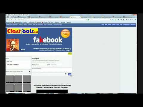 Create Fake Social Media Profiles