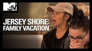 Jen Shows Up & 'S**t 💩 Is Gonna Hit the Fan'   Jersey Shore: Family Vacation   MTV