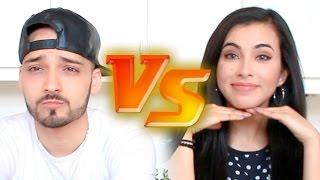 ARAB VS MEXICAN (Language Challenge) ft. Daniela M Biah