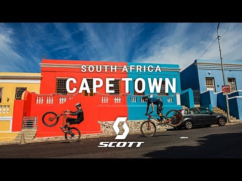 Chasing Trail Ep. 20 - CAPE TOWN with Scotty Laughland and Andrew Neethling