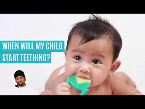 What Is The Right Age For Teething?