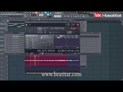 How To Make Old School Boom Bap Rap Beats in FL Studio 12