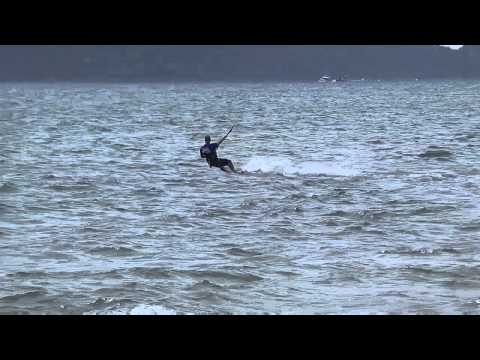 Kiteboarding in Phuket