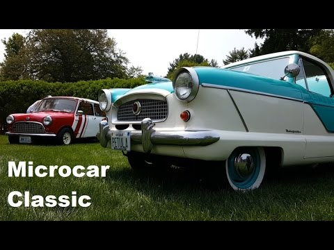 Who said size matters?! - Microcar Classic