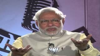Shri Modi expresses his views on the Kashmir issue