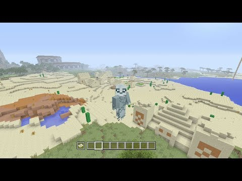 Minecraft Xbox One / PS4 Seed: Epic All Round Starter Seed!