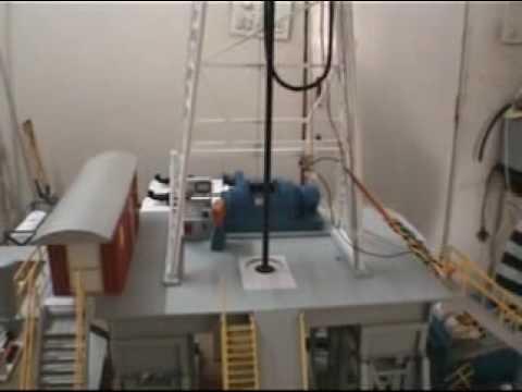 Oil Drilling Rig Working Model- I.C.Gajjar