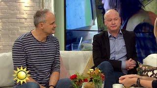 """Så skapades """"Morran och Tobias"""" - Nyhetsmorgon (TV4)"""