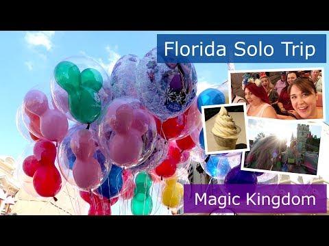 Day 12 | Magic Kingdom | Walt Disney World solo trip | Florida 2017