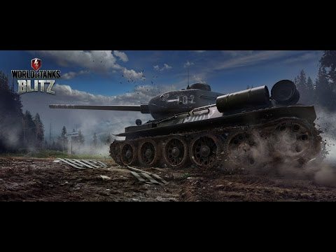 World Of Tanks (WoT) Game Play