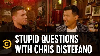 Ronny Chieng Proudly Wears Long Underwear - Stupid Questions with Chris Distefano