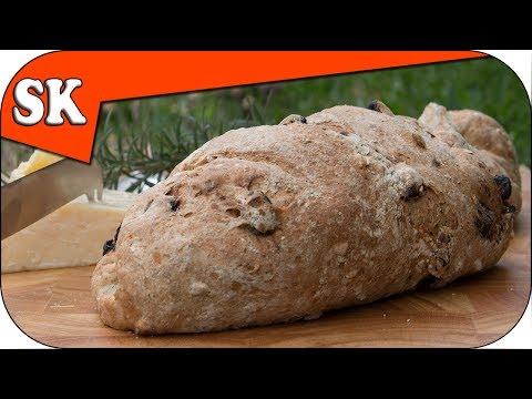 ROSEMARY AND VINE FRUIT BLOOMER - Baking Bread