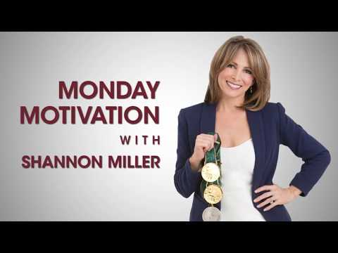 Monday Motivation with Shannon Miller: Goals
