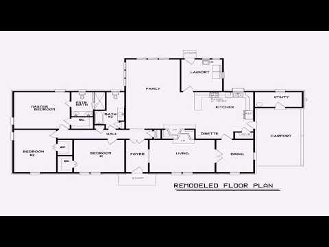 Floor Plans For Master Suite Addition
