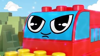 🚗 Чичиленд - Важный груз - мультфильмы про машины-трансформеры и роботов для детей