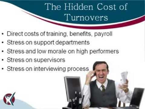 Proven Formula for Improving Employee Retention