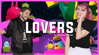 MOTHERLOVER [Lovers in a Dangerous Spacetime]