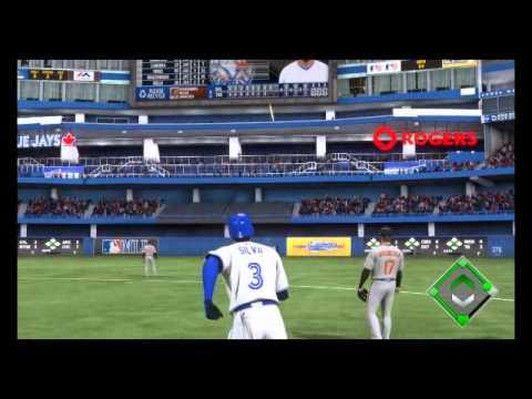 MLB 14 RTTS Homerun montage