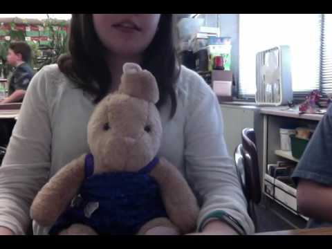 How to Make a Stuffed Animal into a Puppet? Catelyn R.