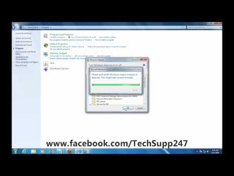 How to Remove RDC to improve Windows 7 Network Speed
