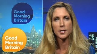 Ann Coulter Claims Child Migrants Detained at US Borders Are