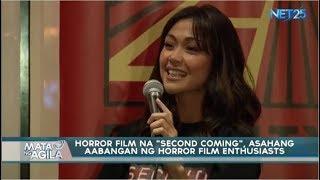 Download Panibagong horror film genre na ″Second Coming″ tiyak na aabangan ng mga horror film enthusiast Video