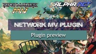 Demo #1] RPG Maker MV Online Plugin (Node js/Socket io)