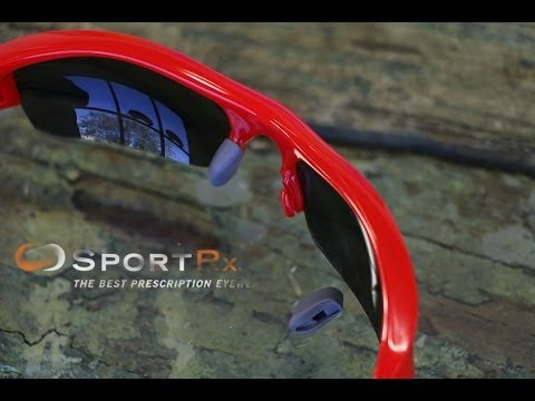 How To: Change Your Oakley Flak Jacket Nose pads | SportRx
