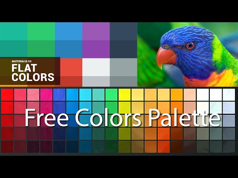 Very Easy Way To Download and Install Color palette ( 5000 colors ),illustrator or photoshop.