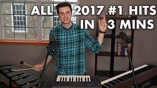 2017 #1 Hit Song Mashup Cover